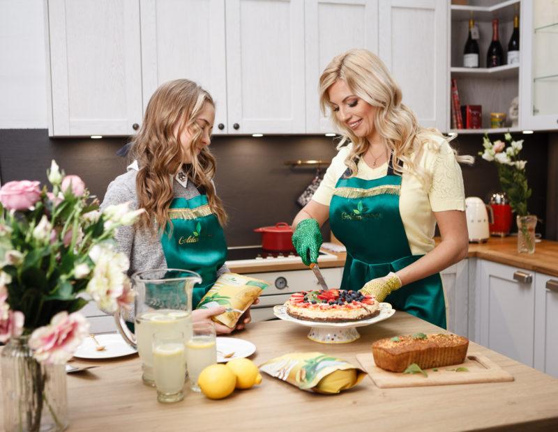 Kuidas määrata kaloreid toitudes, kui kasutate Golden Stevia't?