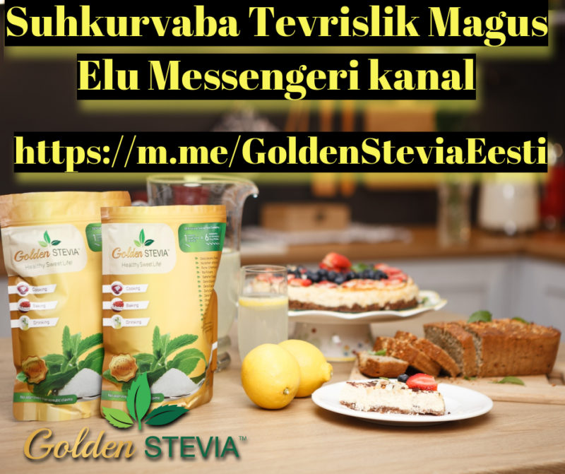 https://m.me/GoldenSteviaEesti