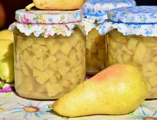 Maitsev pirnimoos Golden Stevia suhkruasendajaga