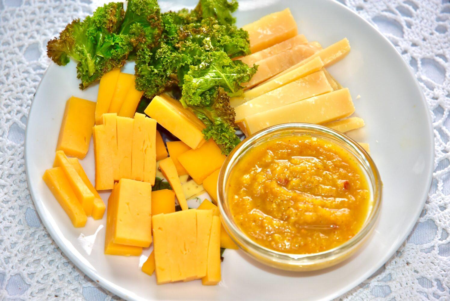Kõrvitsa retsept Golden Stevia Kõrvitsa chilli moos juustu kõrvale