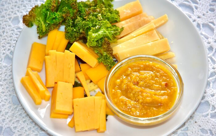 Kõrvitsa chilli moos retsept Golden Stevia