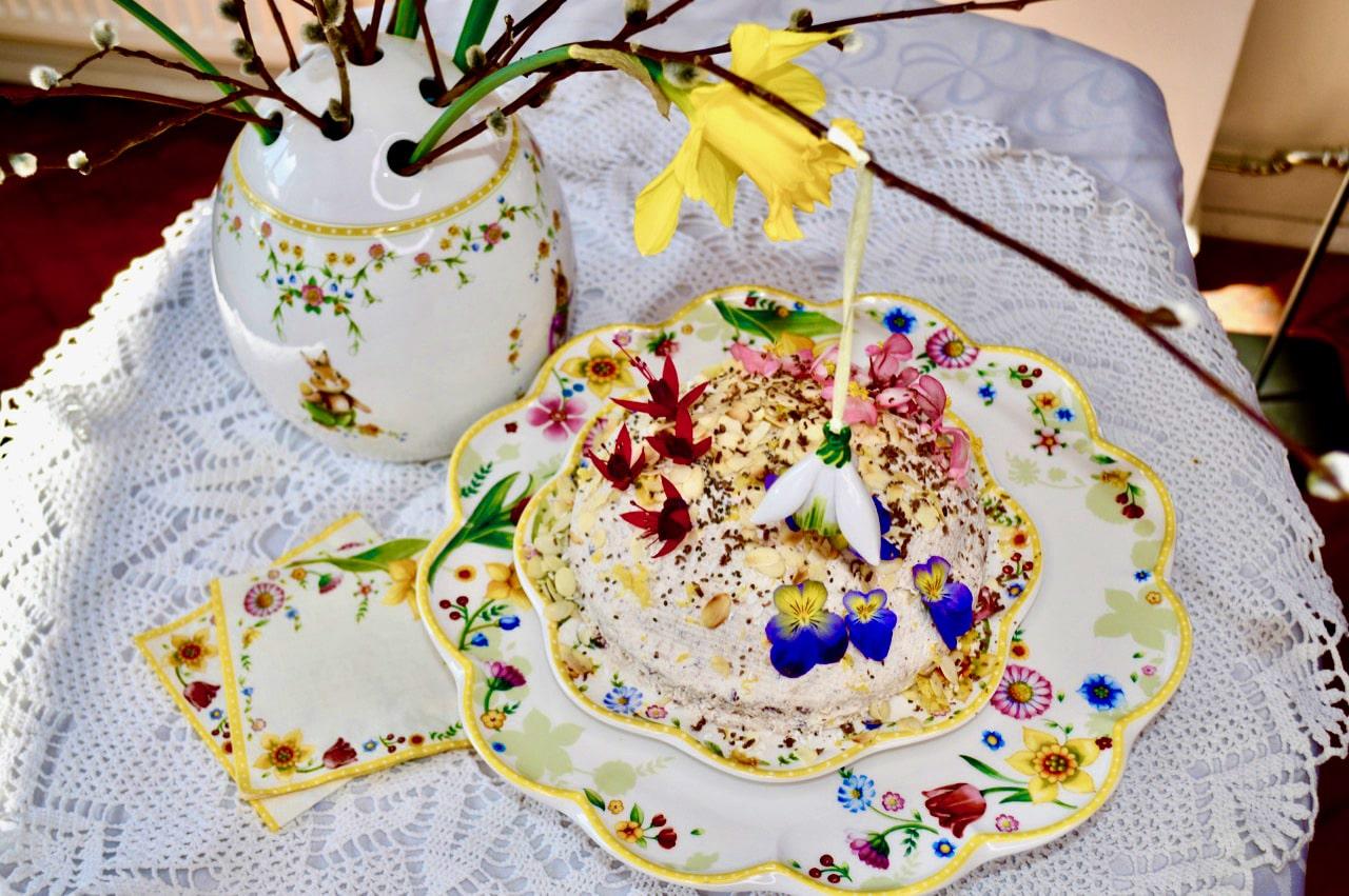 Keto Low Carb sugar free Pasha nuts suhkruvaba golden stevia