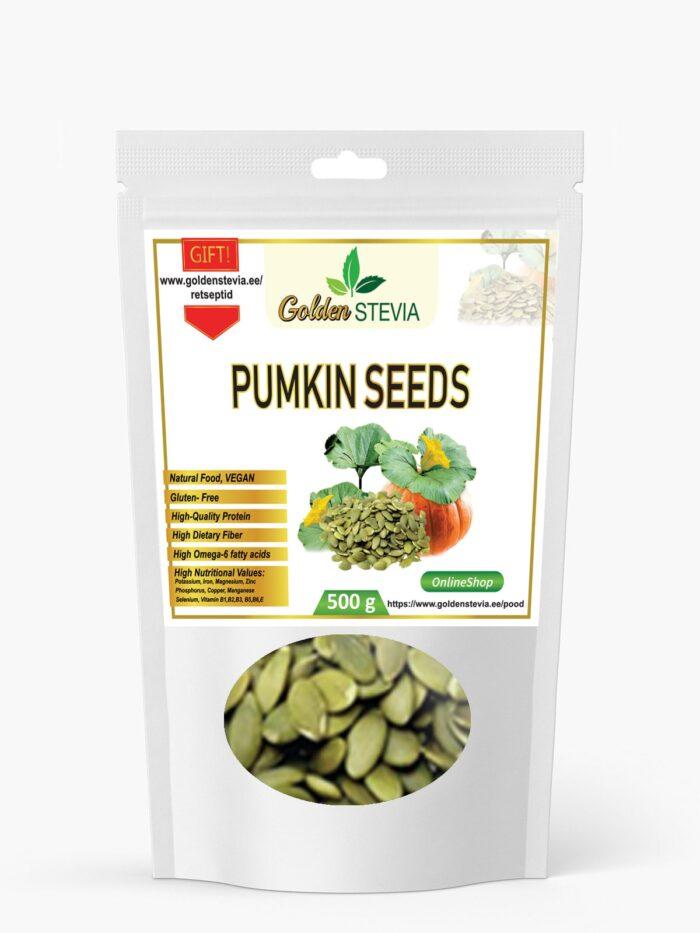 Kõrvitsa seemned