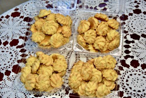 Suhkruvaba gluteenivaba keto low carb mandli küpsised golden stevia diabeetikutele