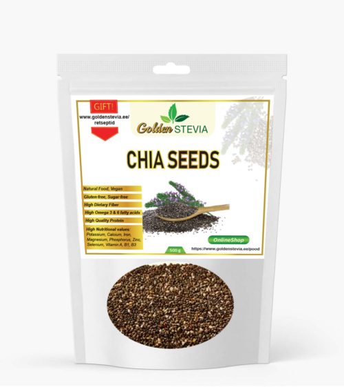Chia seemned