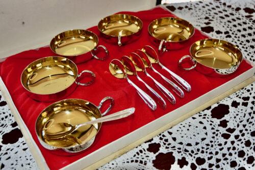 Golden Stevia Portselan nõud, Vana serviis Osta Müü oksjon kohviserviis Bavaria (4)
