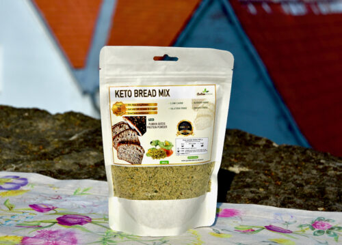 Kõrvitsaseemne Keto Leivasegu Bread Mix
