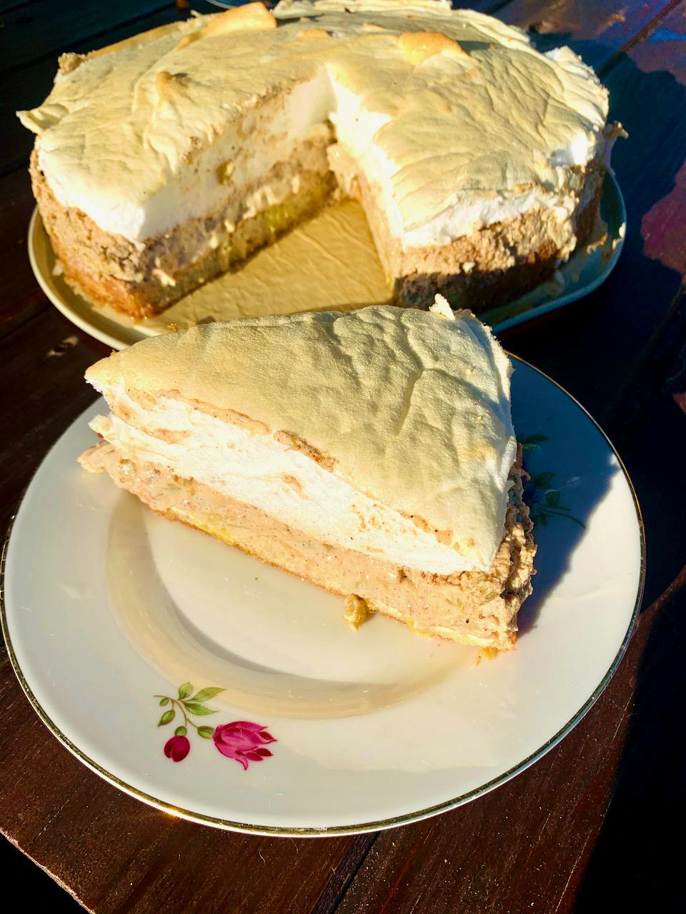 Gluteenivaba Rabarberikook Mandlijahu biskviidi