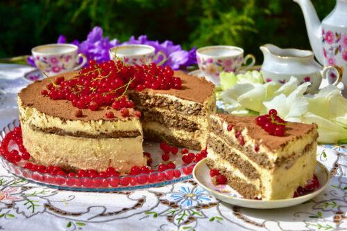Suhkruvaba Tiramisu Tort - Keto