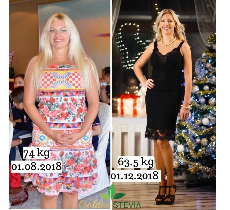 Kaalust alla magusalt ja tervislikult! 6 kuud – 12 kilo